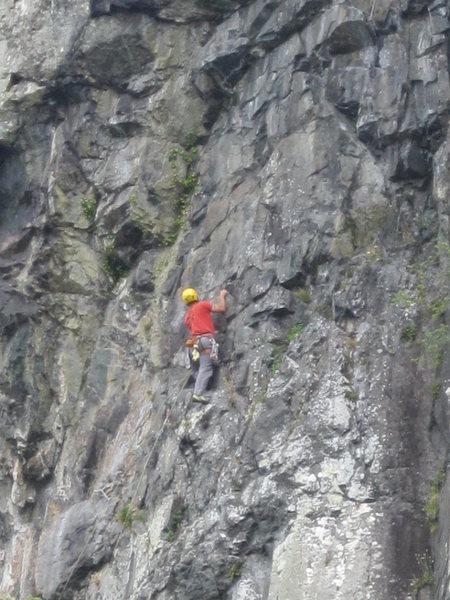Climbers on Illusion