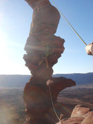 Rock Climbing Photo: Ancient Arts, Moab, UT with Steve Thomas and Bill ...