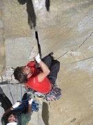 Rock Climbing Photo: Freerider