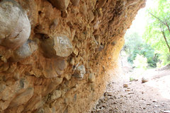 Rock Climbing Photo: one more of the pipe line wall