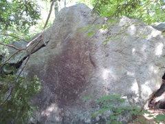 Rock Climbing Photo: Tall face, eliminates, fun.