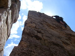 Rock Climbing Photo: colorado