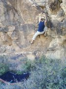 Rock Climbing Photo: comanche national grasslands
