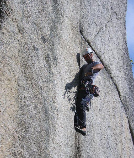 Rock Climbing Photo: Bring plenty of large cams!