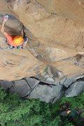 Rock Climbing Photo: smilin j(mo)