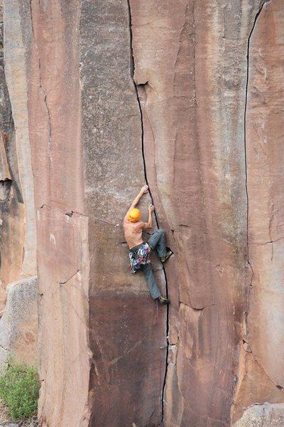 Rock Climbing Photo: prow