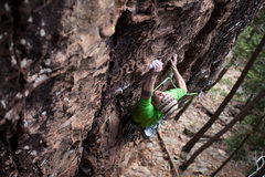 Rock Climbing Photo: Contrived but fun.  Photo by Adam Bove.
