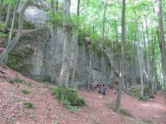 Rock Climbing Photo: Hartensteiner Wand