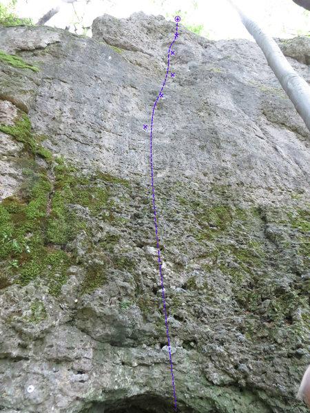 Rock Climbing Photo: Die 101-Jähriger
