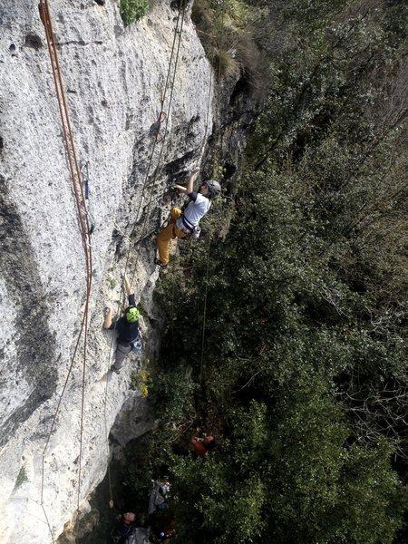 Rock Climbing Photo: Mini gym.