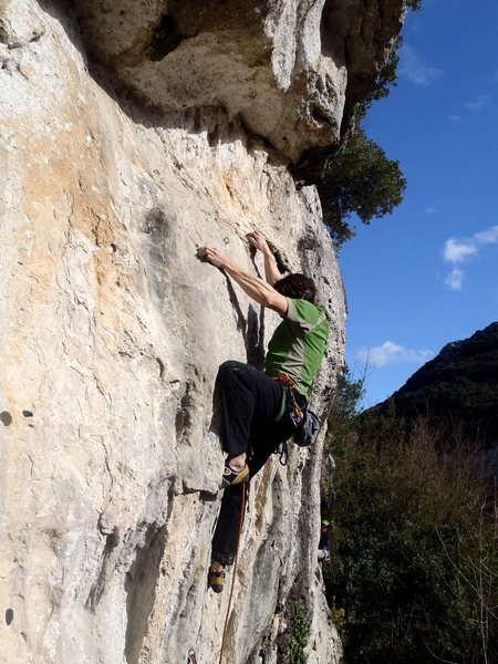 Rock Climbing Photo: Parsifal 2
