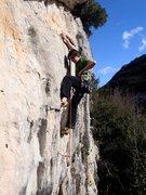 Rock Climbing Photo: Parsifal 3