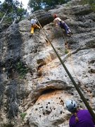 Rock Climbing Photo: Perfect and oronero