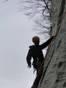 Rock Climbing Photo: Fun times in the cold (easter 2013)