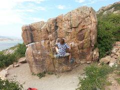 Rock Climbing Photo: @rotarypark