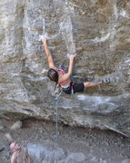 Rock Climbing Photo: Lookin' solid on Power