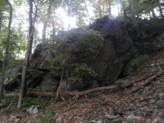 Rock Climbing Photo: Sweet Cliff