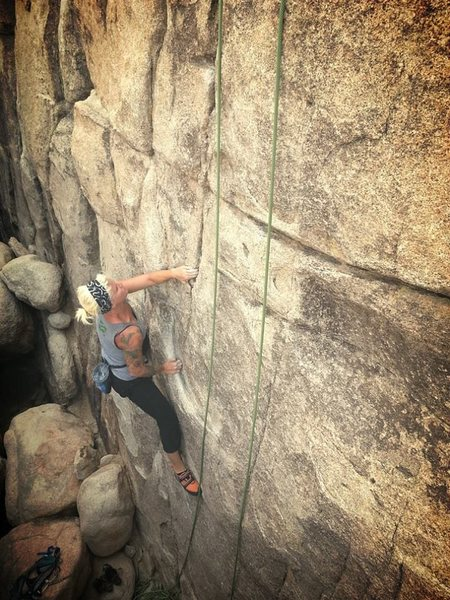 Solo 5.8 in Joshua Tree
