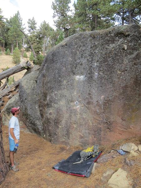 Rock Climbing Photo: Sock Hop