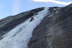 Rock Climbing Photo: YBR P1