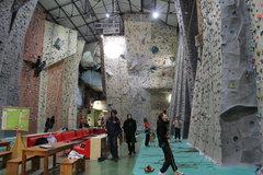 Rock Climbing Photo: Overview of Le mur de Lyon