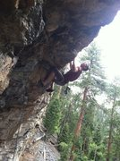 Rock Climbing Photo: charelston