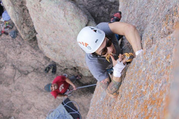 Rock Climbing Photo: Pumper No. 9