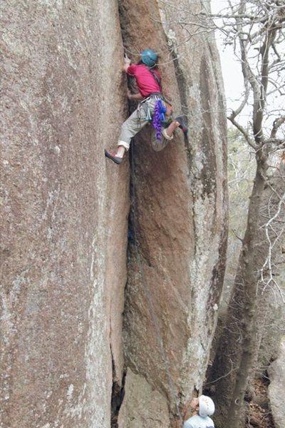 Rock Climbing Photo: Motorboat
