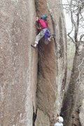 Rock Climbing Photo: Motorboat