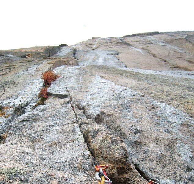 Rock Climbing Photo: Casual on Friday 8/30/13
