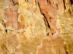 Rock Climbing Photo: Pitch 2