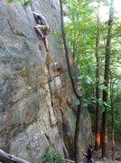 Rock Climbing Photo: The quintessential NY shot.