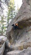 Rock Climbing Photo: Powder Keg at Holcomb Valley Pinnacles