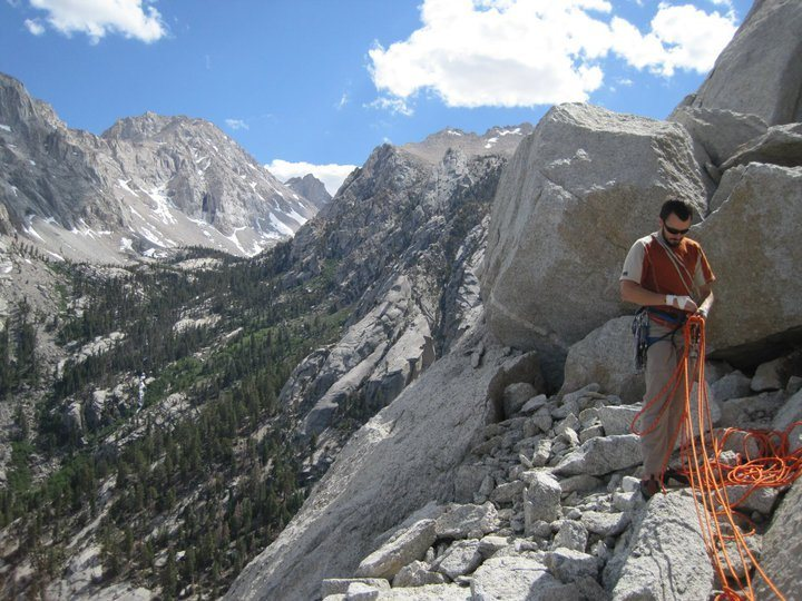 Rock Climbing Photo: Whitney Portal