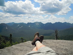 Rock Climbing Photo: Hiking in the Adirondacks