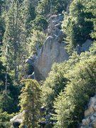 Rock Climbing Photo: Rocky Hollow, Hwy 38 Crags