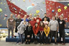 Rock Climbing Photo: After climbing competition at hoosier heights Indi...
