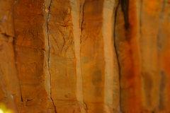Rock Climbing Photo: Natural Enhancement