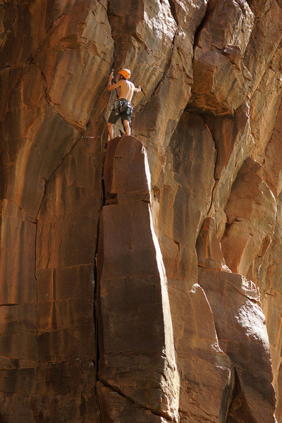 Rock Climbing Photo: JMo