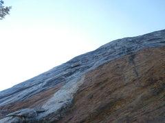 Rock Climbing Photo: Divorce Quartz