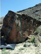 Rock Climbing Photo: Grieving Process beta.