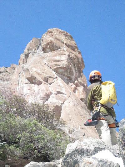 Rock Climbing Photo: Aguja Frey