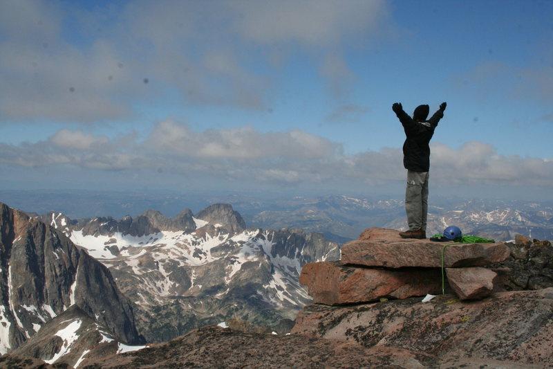 Granite Peak, MT