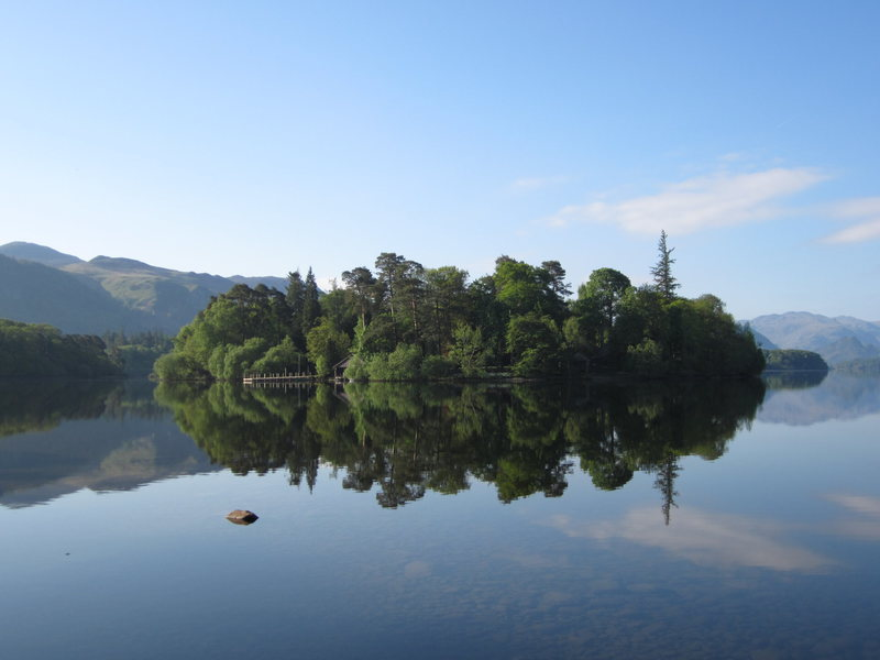 Derwentwater, Borrowdale, Lake District