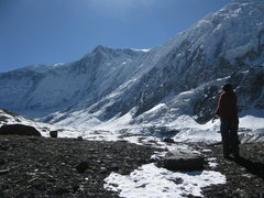 Rock Climbing Photo: Annapurna