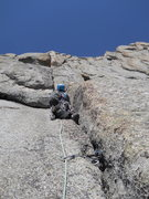 Rock Climbing Photo: high and wide