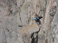Rock Climbing Photo: sea of granite
