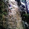 Free solo of Dry Run.