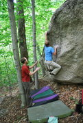 Rock Climbing Photo: Joe Mucci on Some Nights