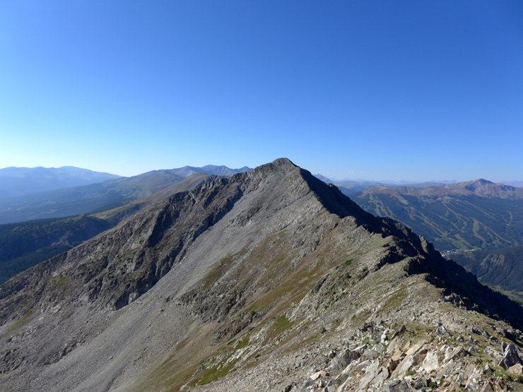 Peak 2 (Tenmile Peak).